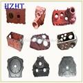 Fundición de hierro dúctil Personalizado con mecanizado CNC