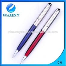 best sale refillable metal twist ball pen for 2015