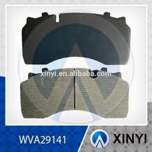 WVA29141 Heavy duty Brake Pad, Disc brake For DAF