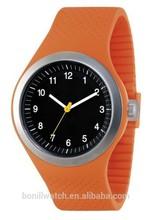 2015 New arrival men wrist watch silicone watch japanese wrist watch brands
