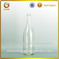750ml klar große großhandel sektflasche