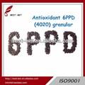 agentesauxiliaresde plástico e uso tipo de aditivo antioxidante 6 ppd
