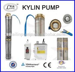 QJ electric submersible pump/centrifugal submersible pump/submersible pump price