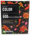 Impossível projeto película de cor fúcsia moldura para 600 polaroid câmera instantânea 100% original