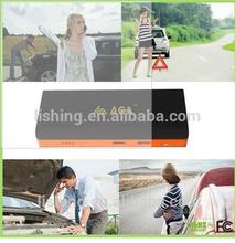 2015 Multi-function portable AGA power bank Car Jump Starter and car battery jump starte16000mAh