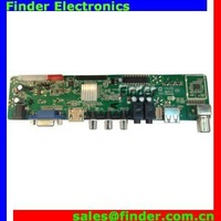 Tv parts universal lcd controller board V5.1