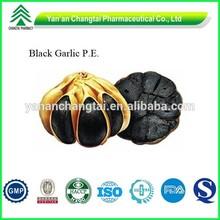 GMP factory supply BV certificated Black Garlic P.E.CAS:539-86-6 powder