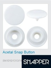 15MM Fashion Plastic Snap Button