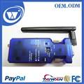 Novo produto rs232 wifi dongle adaptador sem fio wi-fi antena de longo alcance do transmissor