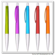 High quality plastic cheap promotional ball pen