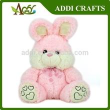 Factory Direct Wholesale Custom Stuffed Rabbit