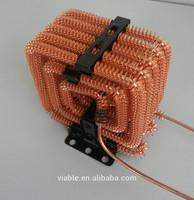 Factory direct supply Copper refrigeration condenser