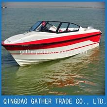 Gather 32ft passenger boat, speed passenger boat, fiberglass passenger boat
