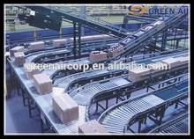 Carbon steel screw conveyor, stainless steel conveyor, spiral roller conveyor for any industry