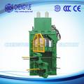 doppio cilindro idraulico cartone compressore per i rifiuti
