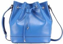Stylish elastic style korean handbag/ladies leather hobo bag