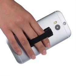 2015 Hot New arrive single hand grip smartphone holder belt for phone,TABLET,E-reader