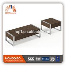 CT-21ET-21 veener wood coffee table in wood tables