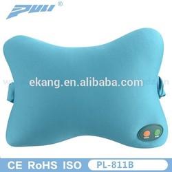 Vibrating Soft Travel Neck Massage Pillow