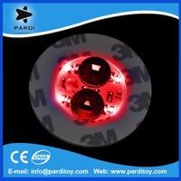 Best price factory supply led mini bottle glow sticker