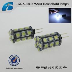 Household lamp G4 12V 27SMD Crystal Light