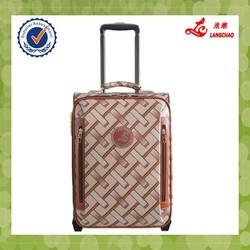 chinese new year promotional travel luggage on alibaba website