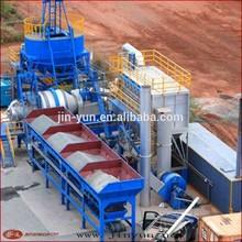 modular asphalt mixing plant