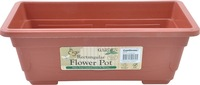 Plastic flower pot trays/ flower pot tray/ pot outdoor flower large