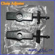 SCL-2013030748 Motorcycle Chain Adjuster For BAJAJ PULSAR 150cc