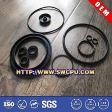 Silicone, EPDM, NBR, NR, Vion, CR, SBR rubber 1 inch o ring