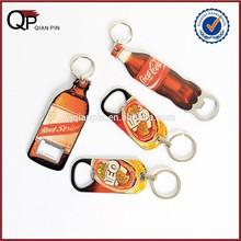 Design Your Own Shape Bottle Opener Keyring