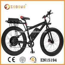 made in china 48v 1000w brushless hub motor mountain bike with EN15194 certificate