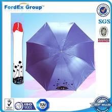 fashion wine bottle shape umbrella promotion wine bottle umbrella
