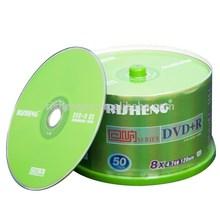 RISENG 4.7gb 8x blank dvd-r/blank dvdr/wholesale blank dvd