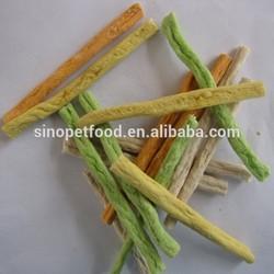 Colorful Sticks dog treats food