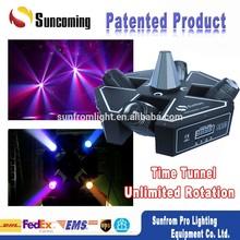 2015 New Product Lotus Light Multifunction Led Moving Head