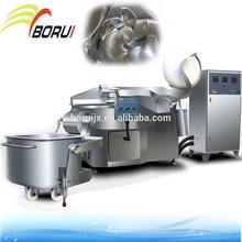 ZB-200 Industrial Meat Bowl Cutter Machine / Meat Cutting Machines