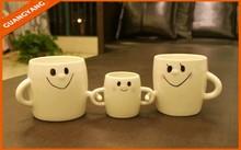 parent-child ceramic mugs/high quality mugs for gift/porcelain mugs for family