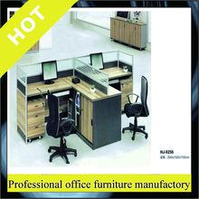 modern workstation design, design office cubicle, picture of office workstation HJ-9256