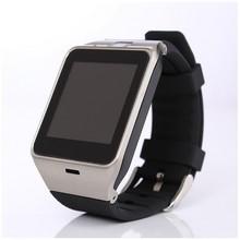 NFC/GSM/GPRS hand watch mobile phone price, GV08 smart watch