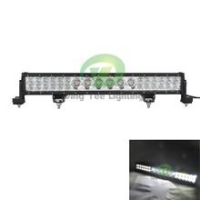 30000h life time car led light bar 132w 12v led offroad light bar