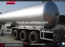 Plastic LPG tank truck with great price LPG tank truck