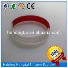 Gym silicone wristband real madrid wristband