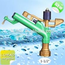 agricultural irrigation big sprinkler gun