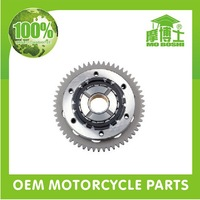 Factory outlet aftermarket motorcycle starter clutch for WY125C Honda