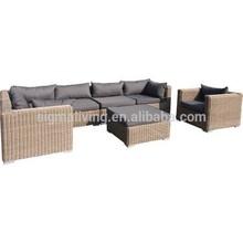 2015 Popular outdoor antique rattan sofa furniture