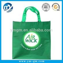 Wholesale reusable pp lamination non woven bag for shopping