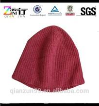 2015 New Customs Men Women Unsix 100% Wool Winter Warm Hat Cap Beanie Hat/Knitted Hat