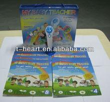 plurilingual kids touch reading pen for learning arabic english french kurdish languages