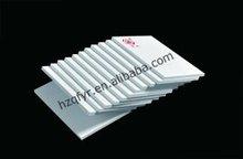 11mm Thickness PVC+ABS component 1220*2440 customerized foam board sheet